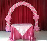 balloon decorations & event arrangements