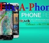mobile phone repair / unlock service