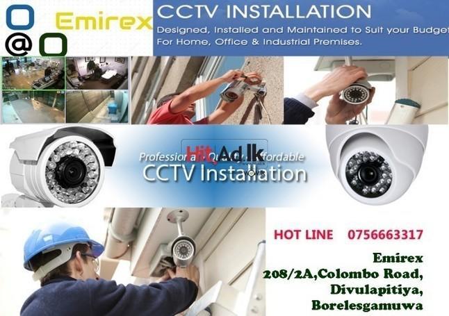 Cctv Camera Installation Companies Services Sri Lanka