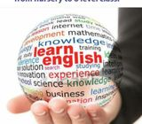 English classes from nursery to a'level class