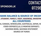 FINANCIAL SPONSORSHIP