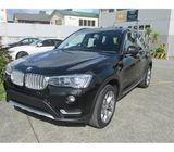 2014 BMW X3 XiDrive 2.0 Turbo for sale