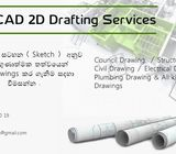 Auto Cad 2D Drafting Servieces