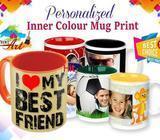 inner color mug printing