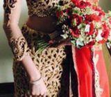 Wedding Saree for rent