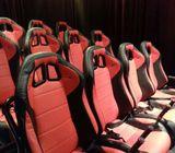 9d cinema for sale