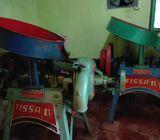 04 Grinding mills with motors