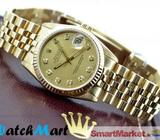 ROLEX-DATEJUST WATCH