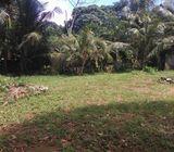 Land for sale Panadura, Malamulla