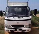 Toyota Toyoace freezer