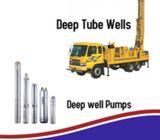 submersible Tube well pumps