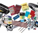 Office Equipment, Supplies & Stationery