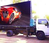 Promotion Truck - LED video wall