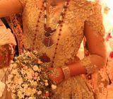Wedding Saree with tail - Kandian