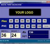 Digital Print Calculator