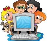 Computer basics for kids (yrs 4 to 7)
