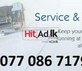 air conditioning installations & services