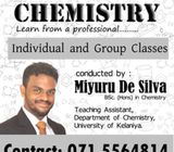 Cambridge and Edexcel Chemistry (for OL and AL students)