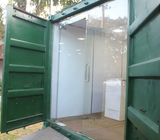 Container Shop for sale