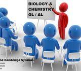 Chemistry Classes - Edexcel / Cambridge