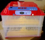 incubator 96 egg red