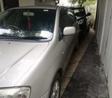 Toyota Corolla 121 for immediate sale