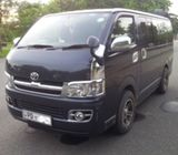 van for hire kdh 200 down south cabs