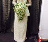 wedding kandiyan saree for rent