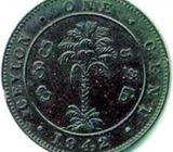 Srilankan old coins