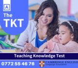 TKT 6 Months Course with Intern opportunities