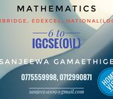Mathematics Cambridge, Edexcel and National