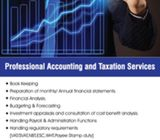 Professional accounting and taxation services