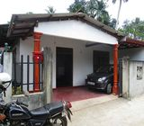 House for Sale at Makawita, Ja ela.