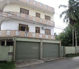 3 storied House for Sale in Miriswatta, Gampaha.