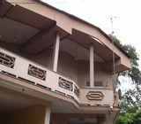 Upstair house is lease in Ratnapura