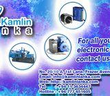 Factory machine repairs, PLC, VFD