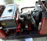 denyo generator kv 9.9 welding