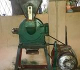 Rice mill machine and piti machine