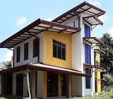 Three Storied Luxury House for Sale at Ganemulla.