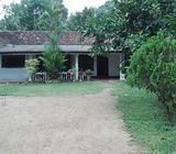 Land with a House for Sale at Yakkala.