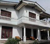 Two Storied House for Sale at  Kiribathgoda