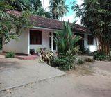 Valuable Property for Sale at Minuwangoda.