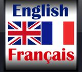 English and French classes