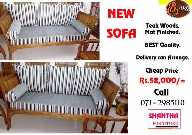 Teak Wood Sofa For Sale Sri Lanka Lankabuysell Com