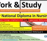 higher national diploma in nursing -nvq level 6