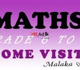 maths class- home visit grade 6 up to o/l