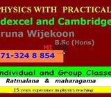 physics with practcals ( edexcel ,cambridge ,local )