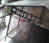 animal kennel (dog cage) - labrador/ shepherd