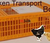 chiken / poultry transport cages
