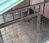 cage large for dog or animal